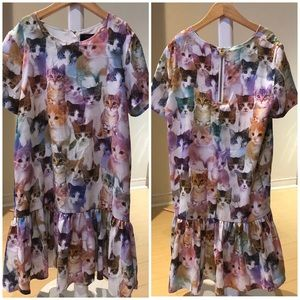 Juicy couture Printed dress